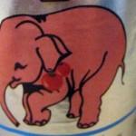 Wiśniowy kolczyk i różowy słoń znów w natarciu.